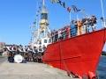 Jubiläum des Feuerschiffs Fehmarnbelt