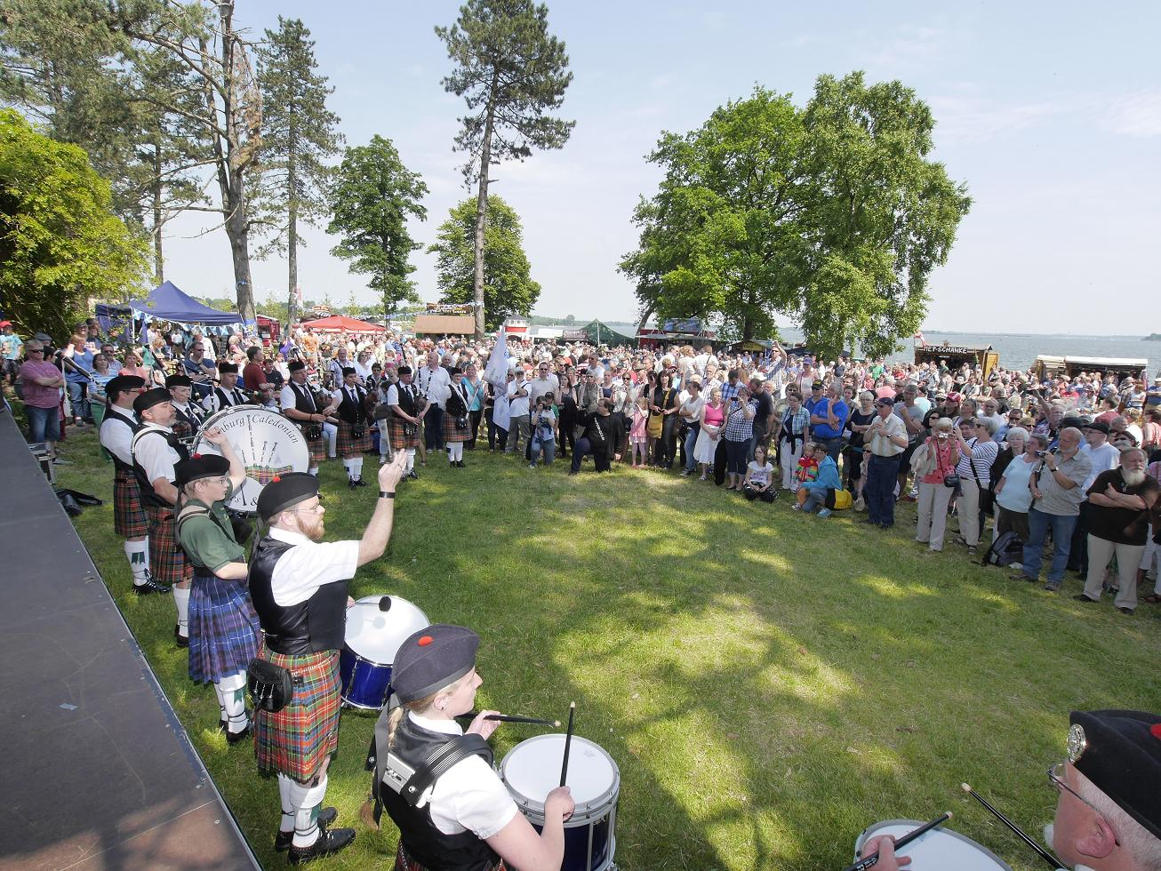 HCPD Baltic Highland Games Schleswig 1