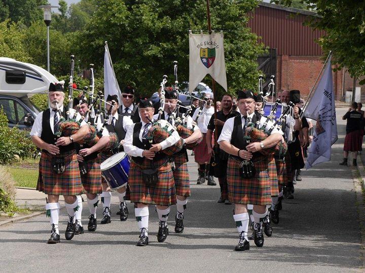 HCPD Hamberge Highland Games 1