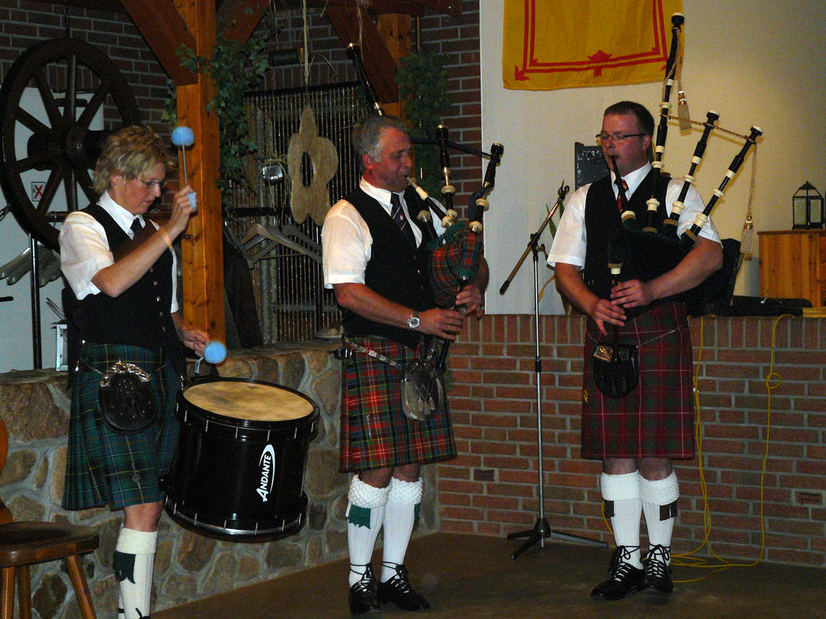 HCPD Pipes and Drum