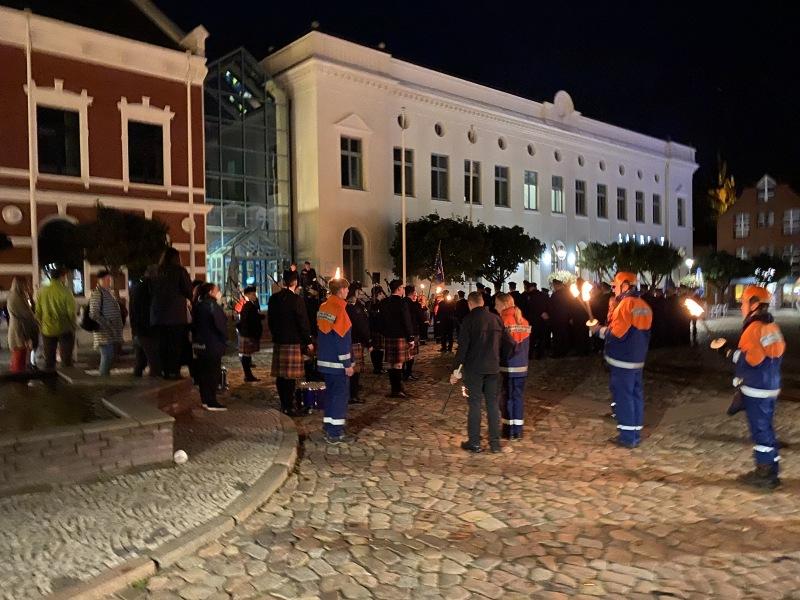 Fest der Freiwilligen Feuerwehren Oldesloe