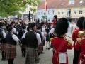 Großes Konzert vor dem Rathaus