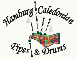 Hamburg Caledonian Pipes & Drums